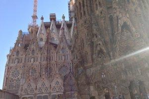 Plaça de Gaudí, 268, 08013 Barcelona, Barcelona, Spain