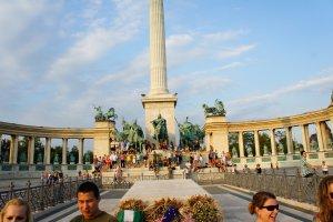 Budapest, Hősök tere, 1146 Hungary
