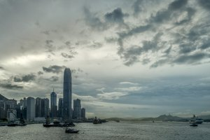 Expo Drive, Wan Chai, Hong Kong