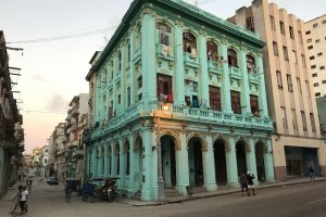 San Lazaro, La Habana, Cuba