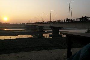 Dhorla Bridge, Kurigram Hwy, Kurigram, Bangladesh