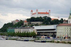 Starý most, Bratislava, Slovakia
