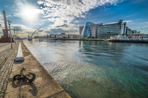 Photo taken at 51 Sir John Rogerson's Quay, Dublin, Ireland with SONY ILCE-7