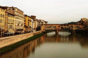 Ponte Santa Trinita, 1, Firenze, Italy