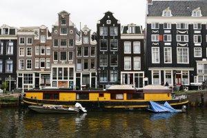 Blauwburgwal, Amsterdam, Netherlands