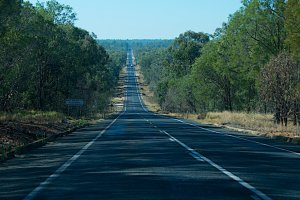 Photo taken at LOT 1 Burnett Highway, Dixalea QLD 4702, Australia with NIKON D300