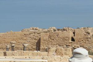 Caesarea Amphitheater, Sdot Yam, Hof HaCarmel Regional Council, Hadera Subdistrict, Haifa District, no, Israel