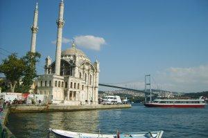 Ortaköy Camii, Vapur İskelesi Sokak, 34200 Beşiktaş/İstanbul