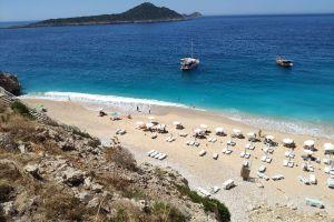 Kaputas Plaji, Kaş - Seydikemer Yolu, Çukurbağ Yarımadası, Gökseki, Kaş, Antalya, Mediterranean Region, 07960, Turkey
