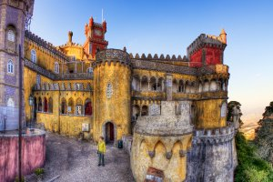 Photo taken at Estrada da Pena, 2710-609 Sintra, Portugal with Canon EOS 7D