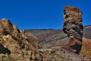 Photo taken at Teide National Park, TF-21, 38300 La Orotava, Santa Cruz de Tenerife, Spain with Canon PowerShot SX120 IS