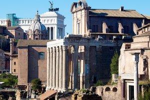 Via Claudia, 00184 Roma, Italy