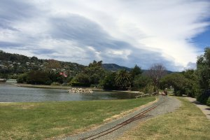 Photo taken at Hounsell Cir, Tahunanui, Nelson 7011, New Zealand with Apple iPhone 5s