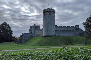 Warwick Castle, Northern Tower, Warwick, Warwickshire, West Midlands, England, CV34 4EB, United Kingdom