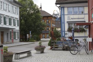 Photo taken at Hauptgasse 39, 9050 Appenzell, Switzerland with Canon EOS 1100D