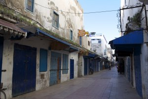Avenue Sidi Mohamed Ben Abdellah, Essaouira, Morocco