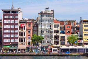 Rüstem Paşa Mahallesi, Galata Köprüsü, Fatih/İstanbul, Turkey