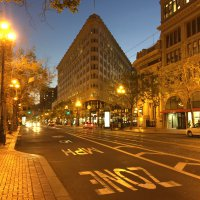 Photo taken at 715 Market Street, San Francisco, CA 94103, USA with Apple iPhone 6 Plus