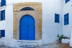 Rue Cheikh Bahri, Carthago, Tunisia