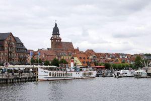 Heinos Fischerstuv, Waren Hafen, Werdersiedlung, Waren (Müritz), Mecklenburgische Seenplatte, Mecklenburg-Vorpommern, 17192, Germany