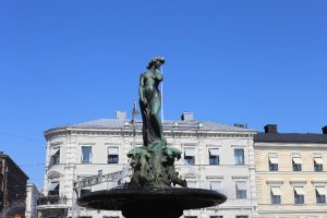 Photo taken at Unionsgatan 21, 00101 Helsingfors, Finland with Canon EOS 6D