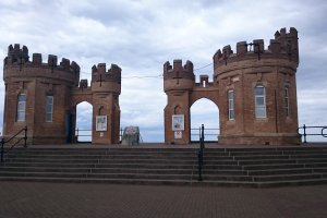Photo taken at The Promenade, Withernsea, East Riding of Yorkshire HU19, UK with Sony D5803