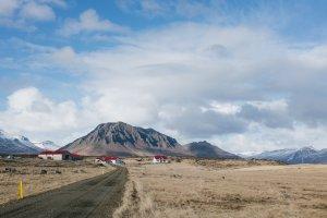 Snæfellsnesvegur, Iceland