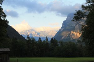 Photo taken at Hinten am See, 8750 Glarus, Switzerland with Canon EOS 1100D