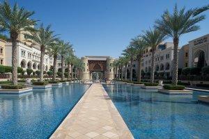 Sheikh Mohammed bin Rashid Boulevard - Dubai - United Arab Emirates