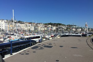 Albert Pier, Guernsey