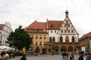 Photo taken at Marktplatz 4, 92224 Amberg, Germany with Canon EOS 400D DIGITAL