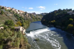 Photo taken at Bajada San Martín, 6, 45002 Toledo, Toledo, Spain with Panasonic DMC-ZS20