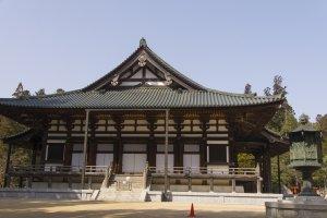 Japan, 〒648-0211 Wakayama-ken, Ito-gun, Kōya-chō, Kōyasan 国道480号線