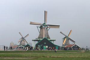 Zaanse Schans, Kalverringdijk, Zaandam, Zaanse Schans, North Holland, Netherlands, 1509, Netherlands
