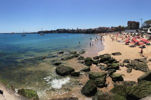 Photo taken at Av. Marginal 1, 2750-642 Cascais, Portugal with Apple iPhone 6