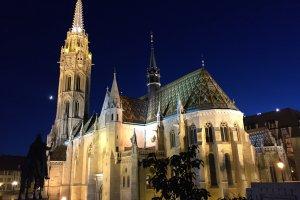 Budapest, Jezsuita lépcső 1-3, 1011 Hungary