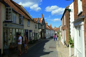 6 High Street, Blakeney, Holt, Norfolk NR25, UK