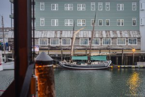 Photo taken at 56 Commercial Street, Portland, ME 04101, USA with NIKON D600