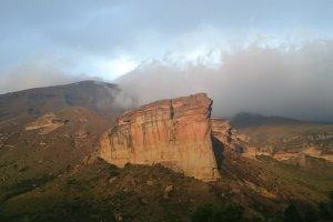 R712, Golden Gate Highlands National Park, South Africa