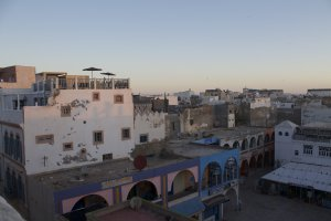 Photo taken at Rue Laalouj, Essaouira, Morocco with Canon EOS 1100D