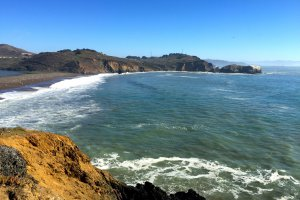 Photo taken at Coastal Trail, Mill Valley, CA 94941, USA with Apple iPhone 6
