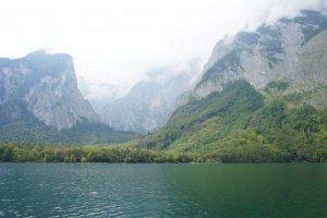 Berchtesgaden National Park, Rinnkendlsteig, 83471 Schönau, Germany