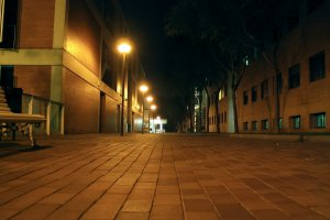 Photo taken at Carrer Keynes, 27-35, 08034 Barcelona, Barcelona, Spain with Canon PowerShot A70