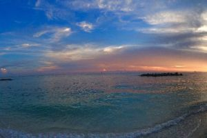 Photo taken at Truman Beach, Angela Street, Key West, Monroe County, Florida, 33040, USA with Apple iPhone 5s