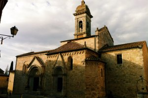 Photo taken at Via Dante Alighieri, 2, 53027 San Quirico d'Orcia SI, Italy with Apple iPhone 4