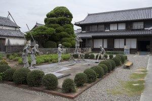 Japan, 〒771-1210 Tokushima-ken, Itano-gun, Aizumi-chō, Tokumei, Maezunishi, 藍の館藍住町歴史館