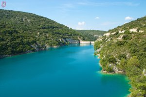 Photo taken at D111, 83630 Baudinard-sur-Verdon, France with Canon EOS 600D