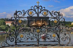 Charles Bridge, Lesser Town, Prague, okres Hlavní město Praha, Hlavní město Praha, Prague, 11665, Czech Republic
