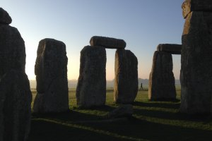 Photo taken at 3 Stonehenge Rd, Amesbury, Salisbury, Wiltshire SP4 7BA, UK with Apple iPhone 5