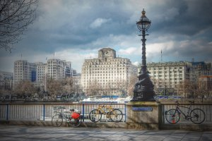 Waterloo Bridge, Lambeth, London SE1 9PX, UK